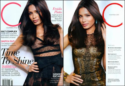 Freida Pinto-Adorns-Cover-of-California-Style-Magazine-November-2011