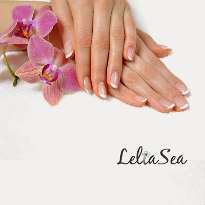LeliaSea Dead Sea Mineral Hand Cream #LeliaSea2015