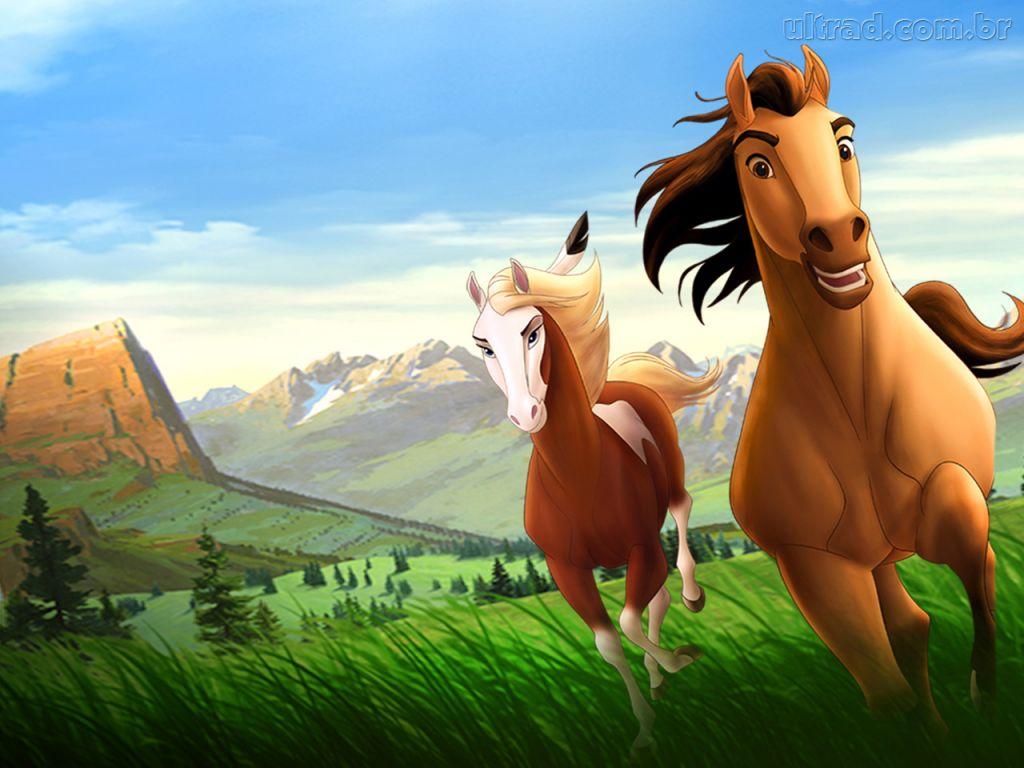 é o cavalo manso, tranquilo, bobão! Ou seja: Cavalo de Mulher