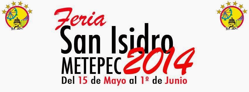 Palenque Feria Metepec 2014