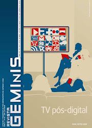 """Publicações acadêmicas: """"A experiência lean forward da TV social"""""""