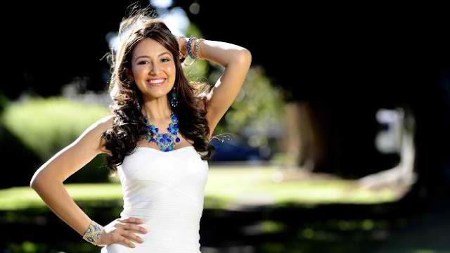 Miss Earth Australia 2015 - Dayanna Grageda
