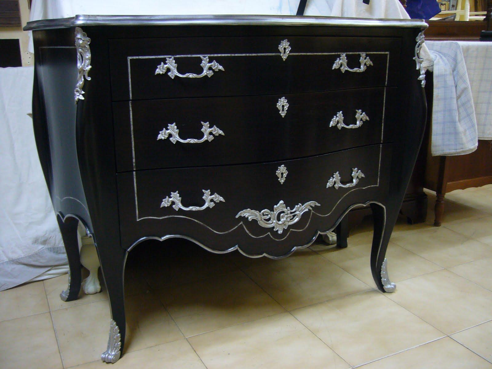 Muebles Antiguos Pintados De Colores. Beautiful Resultado De Imagen ...