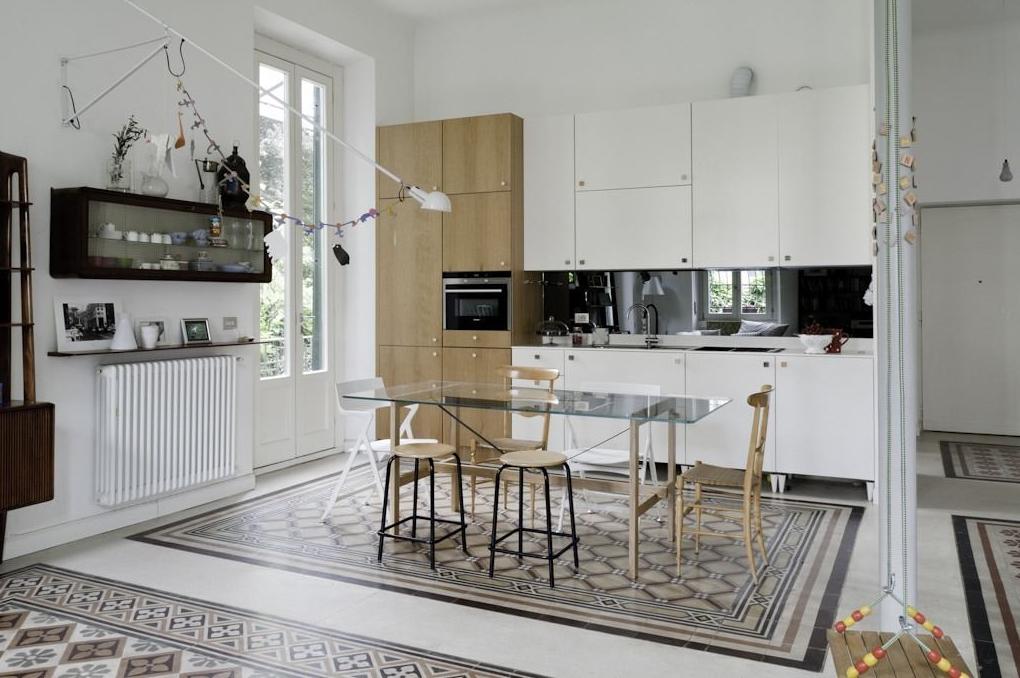 Appartamento giulio cesare milano by elena tirinnanzi e francesco colorni arc art blog by - Arte sole cucine ...