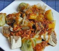 Resep masakan siomay bandung lezat dan nikmat