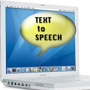 Text to speech online converter tools