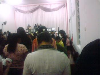 Assembléia de Deus Perus em lagarto/SE
