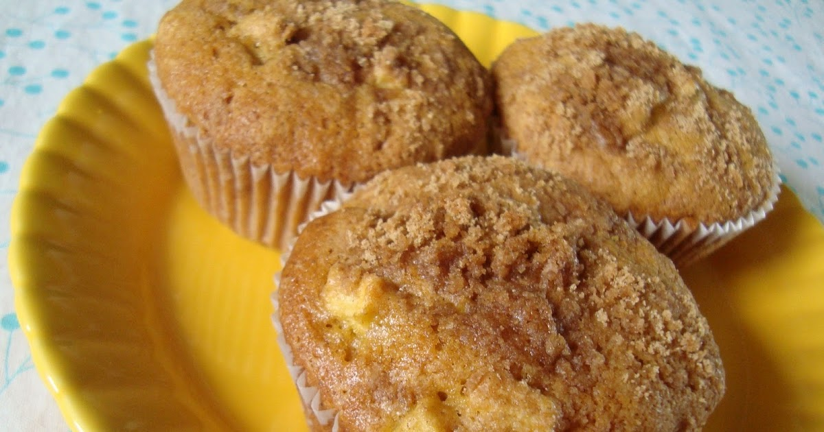 Cupcakes with Sprinkles: Pumpkin Apple Muffins