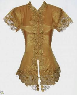 Trend Fashion Kebaya Modern Terbaru 2013