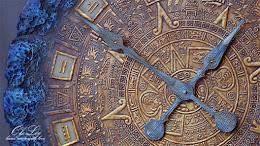 Большие интерьерные часы