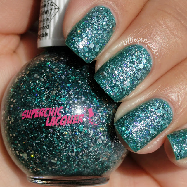 SuperChic Lacquer Notions of Ariel