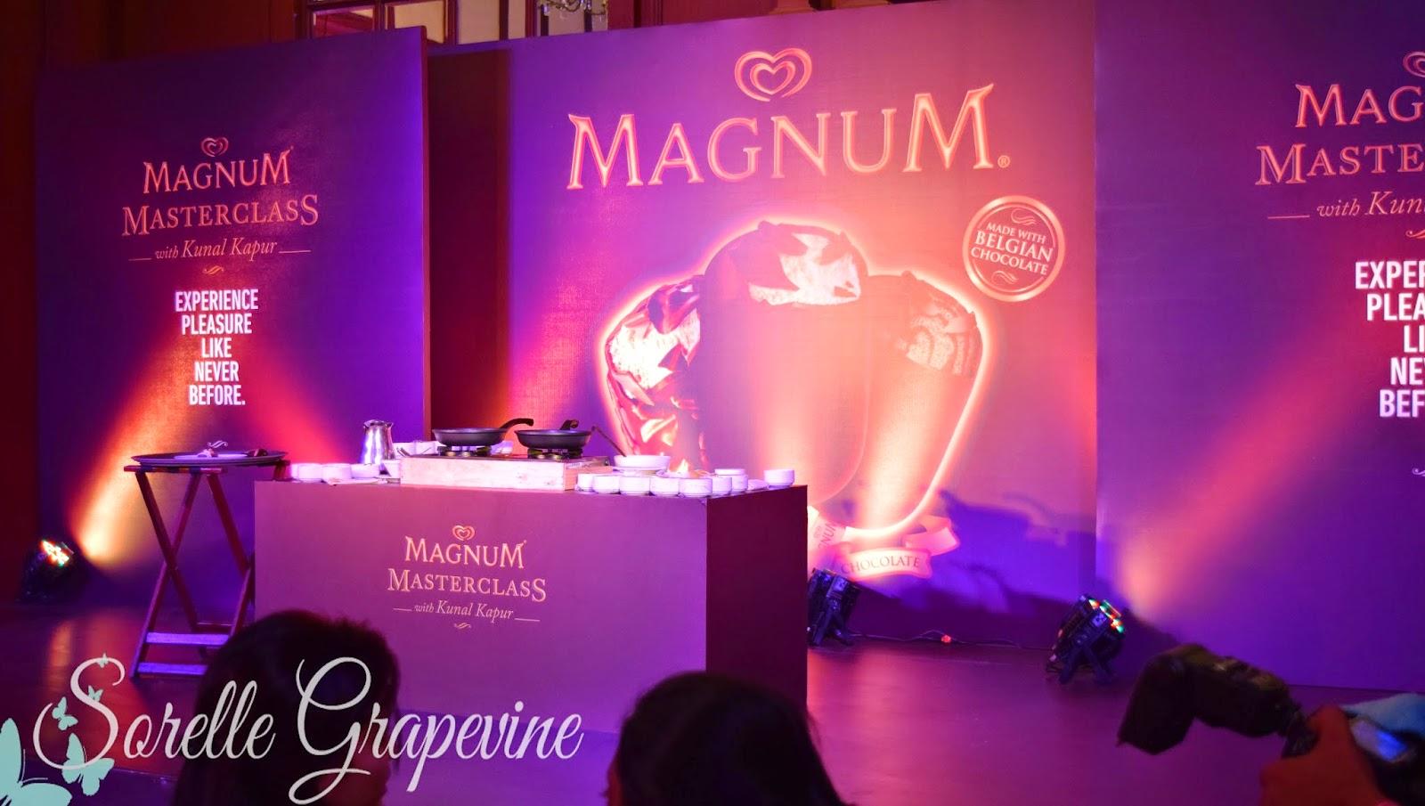 Magnum icecream