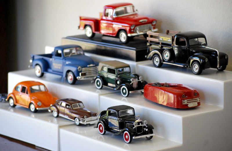 The Copycat Collector: COLLECTION #88: Toy Cars & Trucks