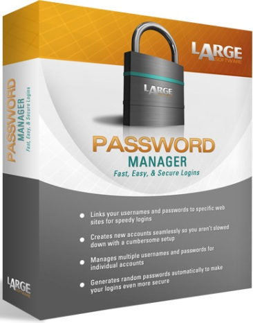 Store passwords in one place with a password manager