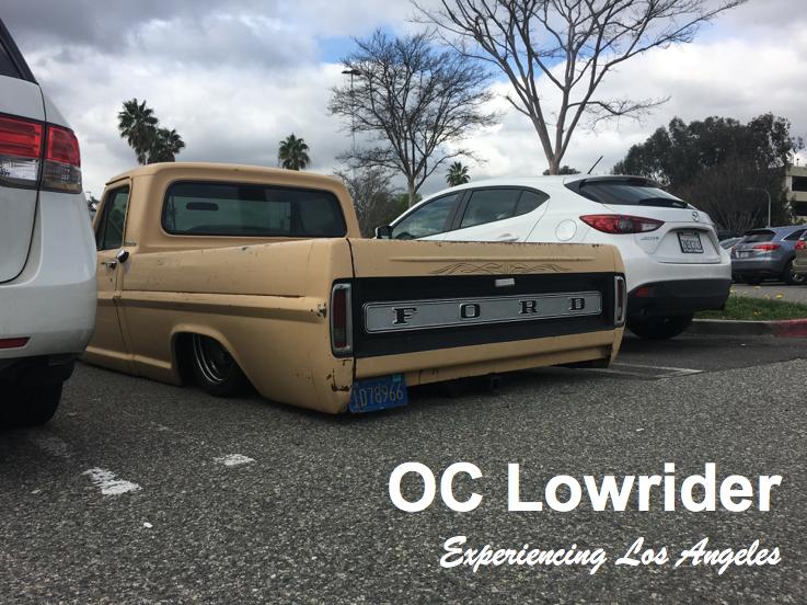 Experiencing Los Angeles OC Lowrider Truck - Lowrider car show los angeles 2018