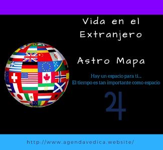 Astro Mapa