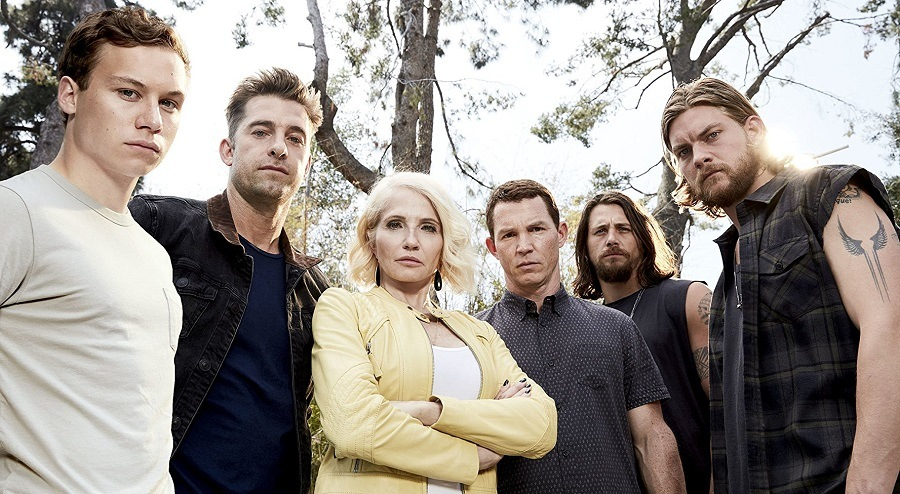 Série Animal Kingdom S03 720p Torrent