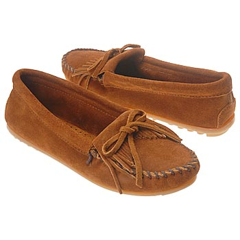 Innovative Car Shoe Ballerina Women39s Tobacco Buff Leather Moccasin Shoes