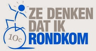Klik op het logo voor de enquête.