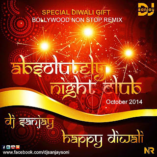 ABSOLUTELY NIGHT CLUB OCTOBER 2014 - DJ SANJAY