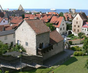 Hanseatic Town of Visby Sweden