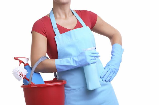 Detergenti per la casa fai da te, bicarbonato, acido citrico, aceto, pulizie di casa