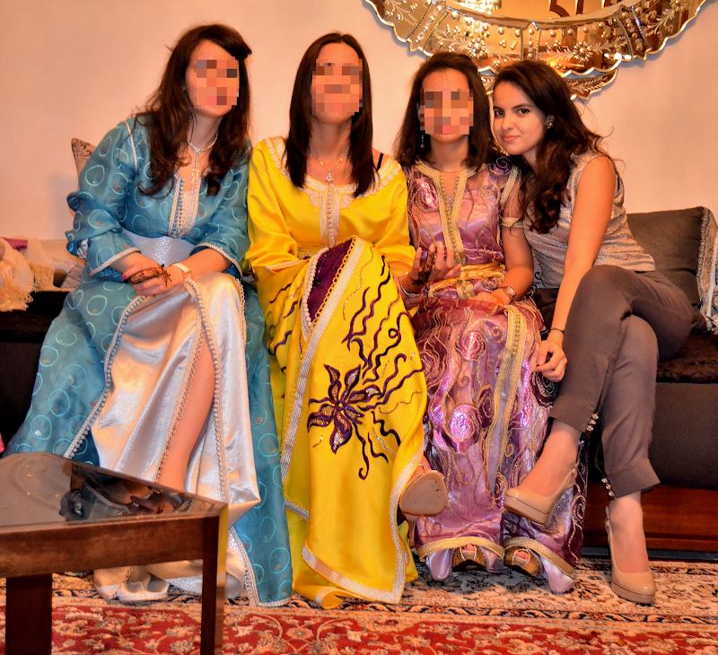 moroccan soiree