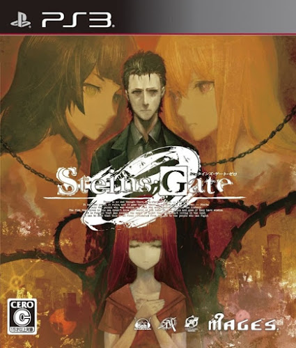 Steins Gate 0 PS3