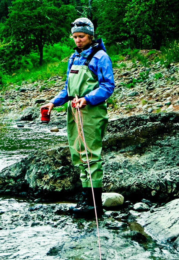 The sour cream theory fly fishing 101 for Hank patterson fly fishing