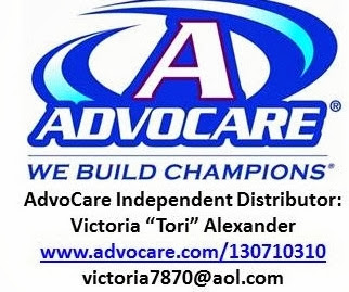 EMAIL ME FOR INFORMATION RE: ADVOCARE