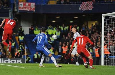 Chelsea 0 - 2 Liverpool (1)