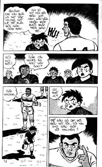 Jindodinho - Đường Dẫn Đến Khung Thành III  Tập 25 page 74 Congtruyen24h