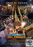 Saint Seiya: Legend of Sanctuary (2014) BRrip 720p Subtitulada
