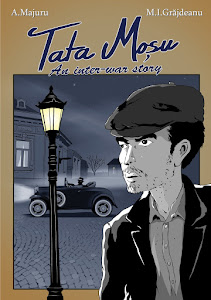 GRAPHIC NOVEL -Tata Mosu- An interwar story