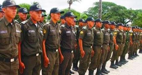 Disponen 1.500 policías para el carnaval cruceño