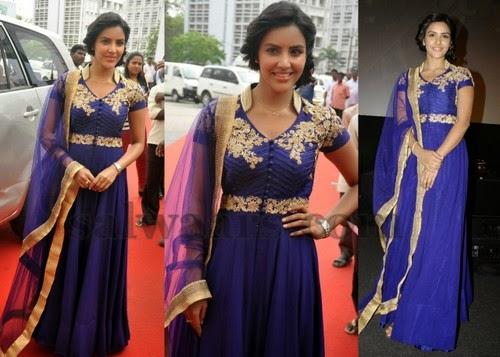 Priya Anand Floor Length Salwar