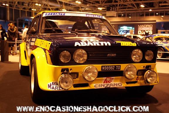 Fiat 131 Abarth Grupo B
