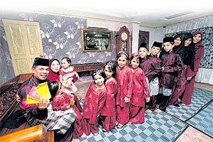 nafkah untuk keluarga di Malaysia