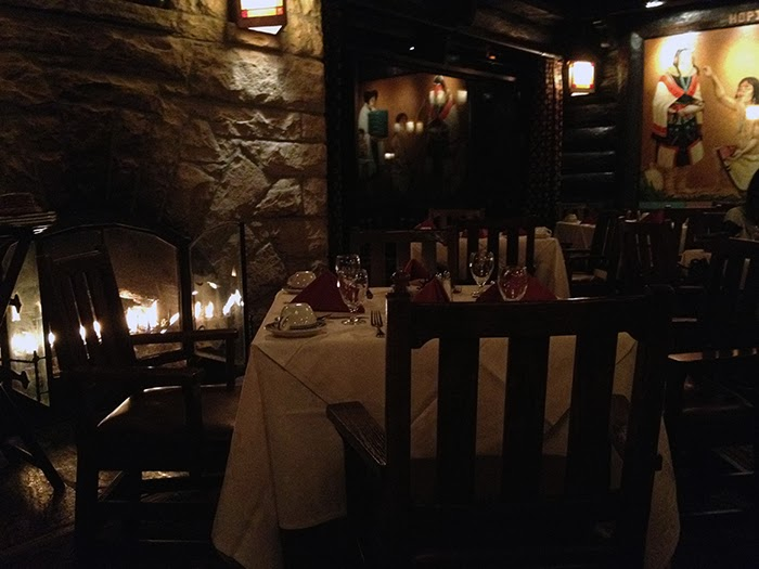 el tovar dining room. A trip to the Grand Canyon South Rim is not complete without going El  Tovar Hotel Not only does it offer most sought after accommodations Pink Foodie Restaurant AZ