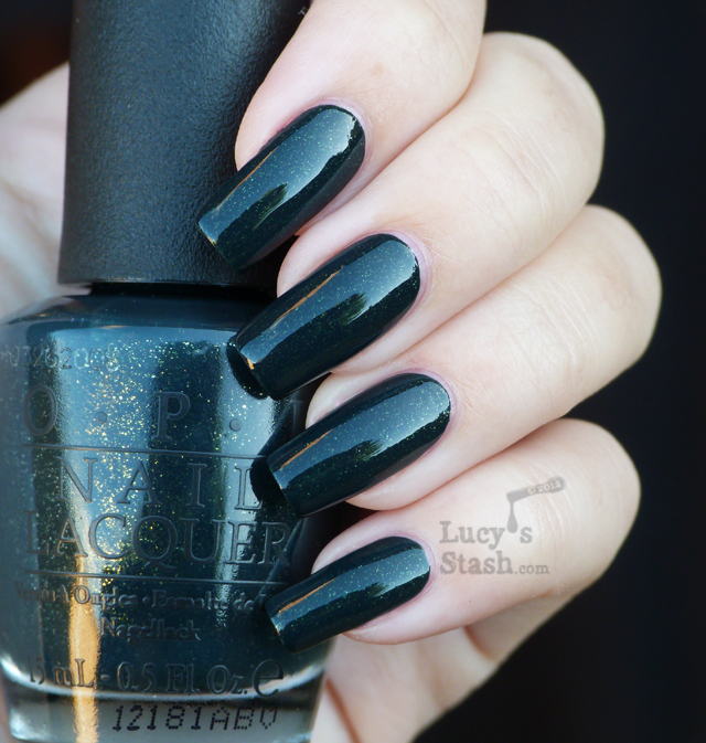 Lucy's Stash - Live And Let Die OPI Skyfall Collection