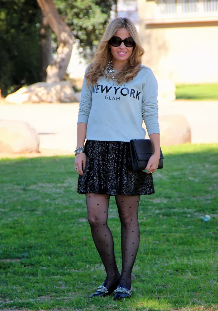 בלוג אופנה NEY YORK GLAM - Vered'Style