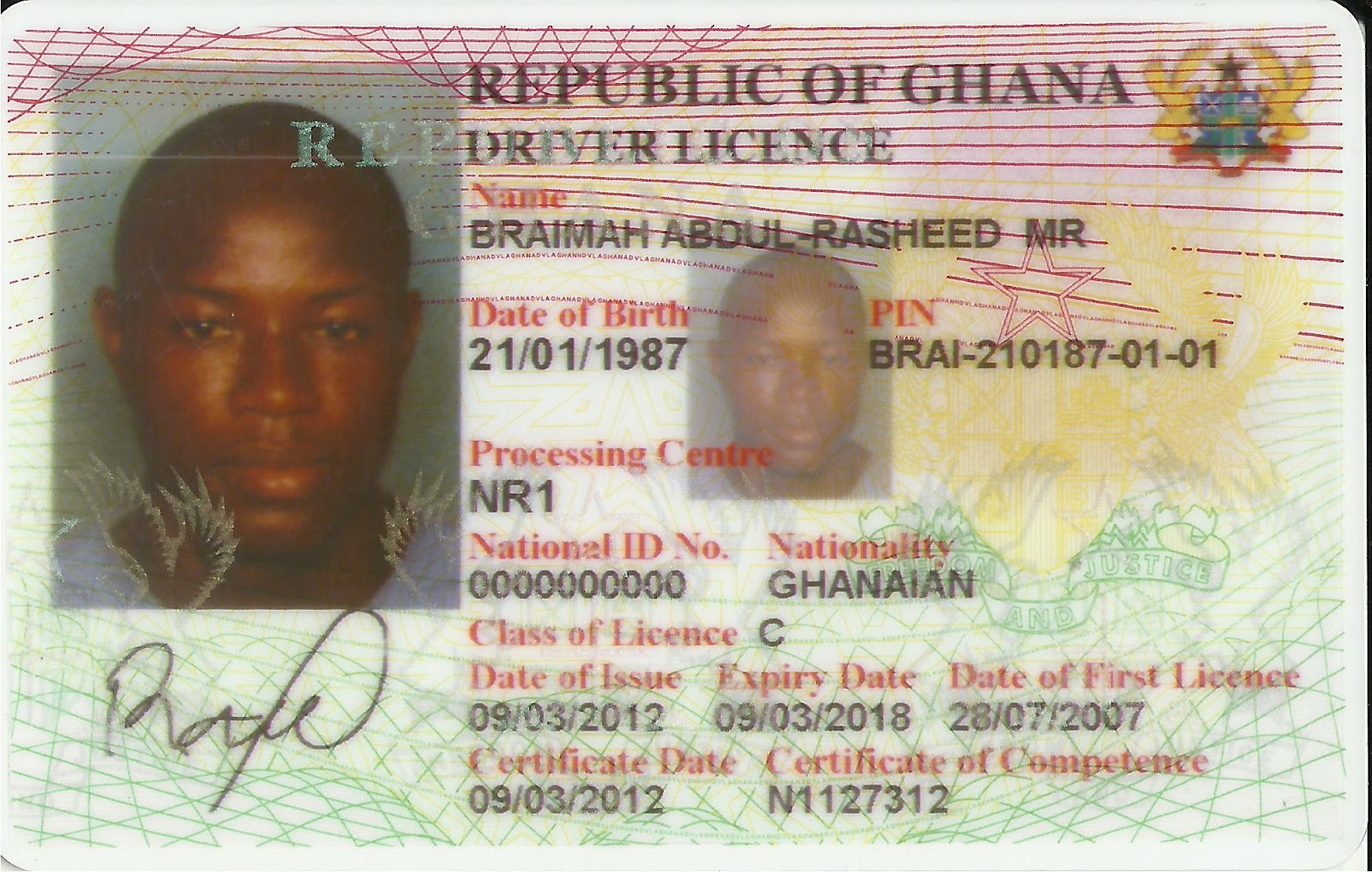 the right of driver's license in 4 staying out of trouble driving is not a right it is a privilege having a driver's license is the key to getting and keeping a good job, providing for your family, and maintaining your independence.