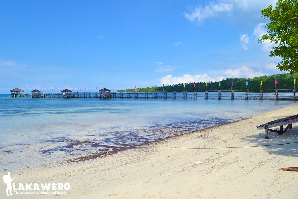 New Resort In Samal Island