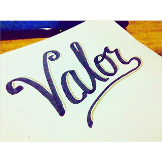Hand-written-letterings-typography-Philippine-Day-of-Valor