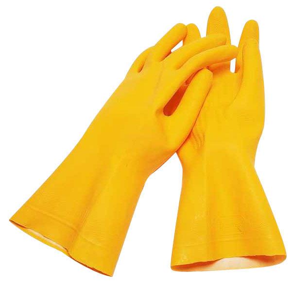 Girl. Love latex glove hand rash cure that