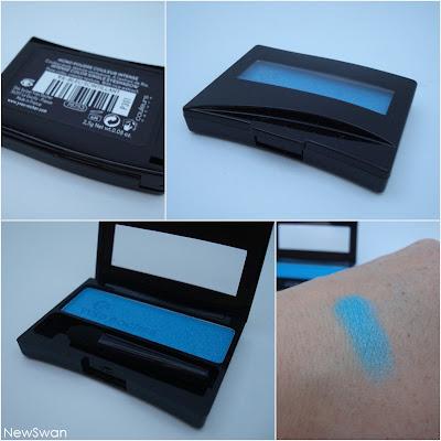 Yves Rocher - Mono Lidschatten 92 - Bleu scintillant