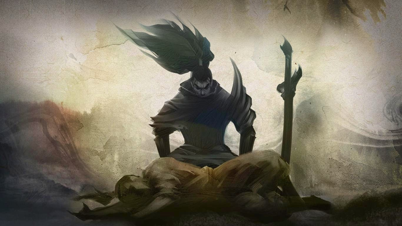 Yasuo League Of Legends Yasuo league of legendsYasuo League Of Legends
