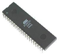 Electronics  microcontroller AT89C51