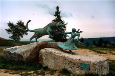 bestia de Gévaudan