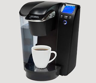 KRG ALT B70e Keurig Coffee Maker Using Your Own Coffee